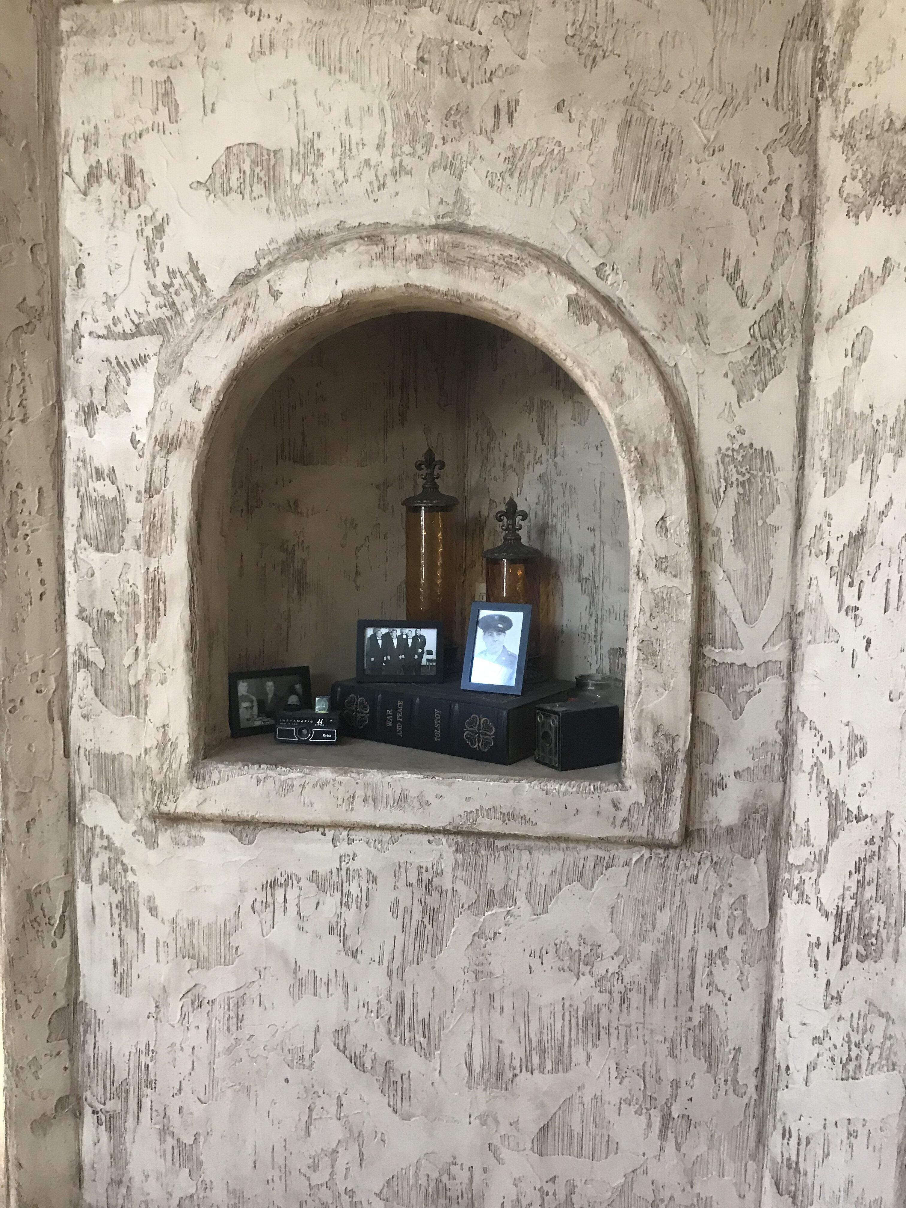 Drywall Arch & Banding